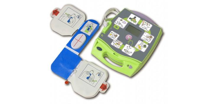 DEA ZOLL AED PLUS