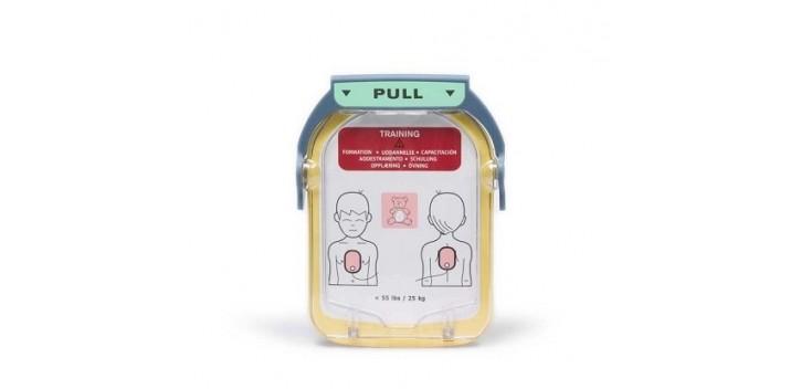 Électrodes pédiatriques pour DEA Onsite de Philips